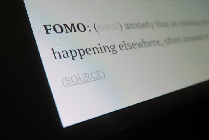 FOMO and financial planning PAX Financial Group