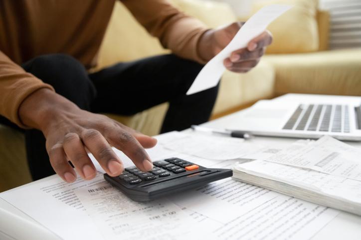 calculating necessary debt