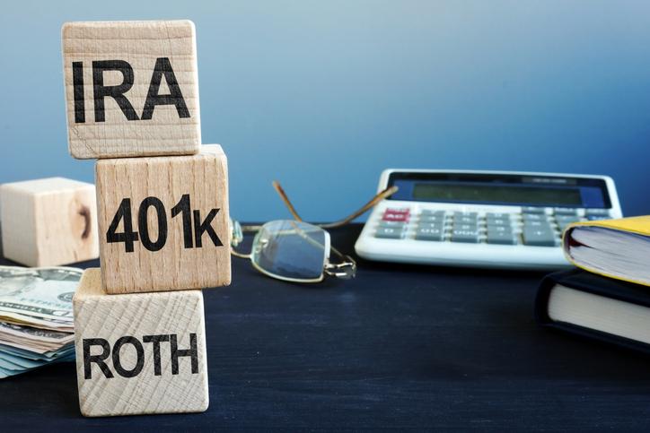 401K to roth ira