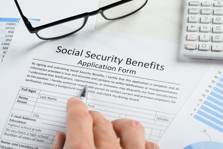 Social Security benefits-PAX