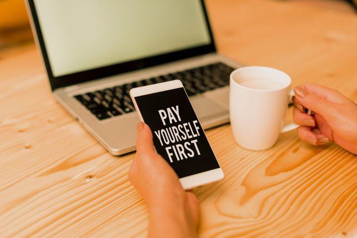 business owners should pay themselves first