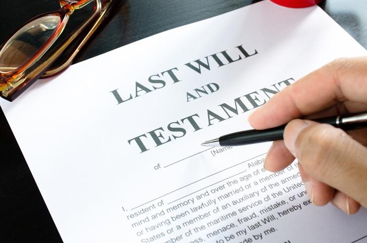 will estate PAX Financial